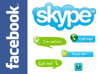 Facebook_Skype
